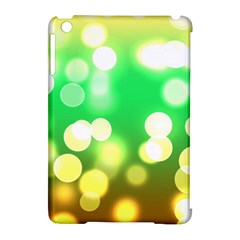 Soft Lights Bokeh 3 Apple iPad Mini Hardshell Case (Compatible with Smart Cover)