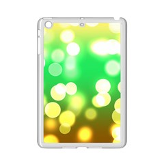 Soft Lights Bokeh 3 iPad Mini 2 Enamel Coated Cases