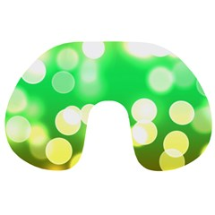 Soft Lights Bokeh 3 Travel Neck Pillows