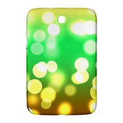 Soft Lights Bokeh 3 Samsung Galaxy Note 8.0 N5100 Hardshell Case
