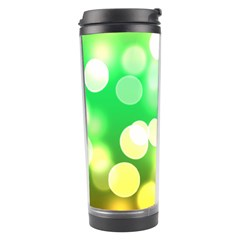 Soft Lights Bokeh 3 Travel Tumbler