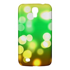 Soft Lights Bokeh 3 Samsung Galaxy Mega 6.3  I9200 Hardshell Case