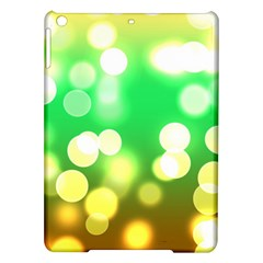 Soft Lights Bokeh 3 iPad Air Hardshell Cases