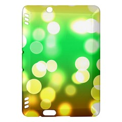 Soft Lights Bokeh 3 Kindle Fire HDX Hardshell Case
