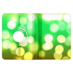 Soft Lights Bokeh 3 Kindle Fire HDX Flip 360 Case
