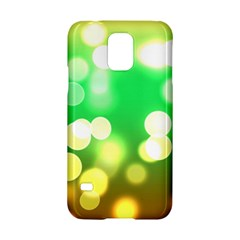 Soft Lights Bokeh 3 Samsung Galaxy S5 Hardshell Case
