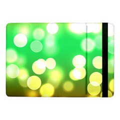 Soft Lights Bokeh 3 Samsung Galaxy Tab Pro 10.1  Flip Case