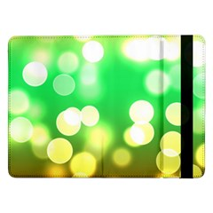Soft Lights Bokeh 3 Samsung Galaxy Tab Pro 12.2  Flip Case