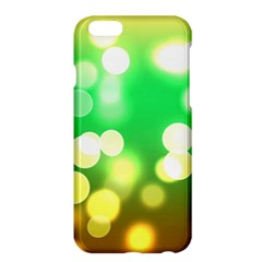 Soft Lights Bokeh 3 Apple iPhone 6 Plus/6S Plus Hardshell Case