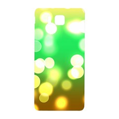 Soft Lights Bokeh 3 Samsung Galaxy Alpha Hardshell Back Case