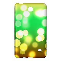 Soft Lights Bokeh 3 Samsung Galaxy Tab 4 (7 ) Hardshell Case