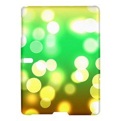 Soft Lights Bokeh 3 Samsung Galaxy Tab S (10.5 ) Hardshell Case