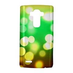 Soft Lights Bokeh 3 LG G4 Hardshell Case