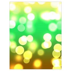 Soft Lights Bokeh 3 Drawstring Bag (large) by MoreColorsinLife