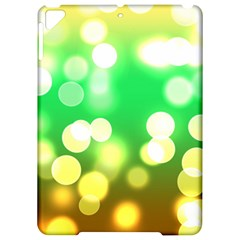 Soft Lights Bokeh 3 Apple iPad Pro 9.7   Hardshell Case