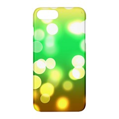 Soft Lights Bokeh 3 Apple iPhone 7 Plus Hardshell Case