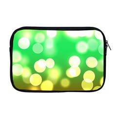Soft Lights Bokeh 3 Apple MacBook Pro 17  Zipper Case