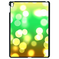 Soft Lights Bokeh 3 Apple iPad Pro 9.7   Black Seamless Case