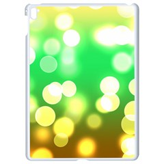 Soft Lights Bokeh 3 Apple iPad Pro 9.7   White Seamless Case