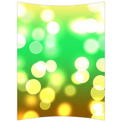 Soft Lights Bokeh 3 Back Support Cushion