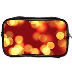 Soft Lights Bokeh 4 Toiletries Bags 2-Side Front