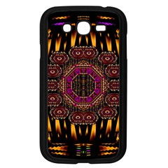 A Flaming Star Is Born On The  Metal Sky Samsung Galaxy Grand Duos I9082 Case (black) by pepitasart