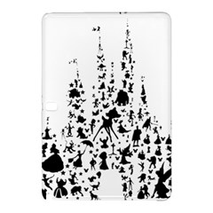 Happiest Castle On Earth Samsung Galaxy Tab Pro 10 1 Hardshell Case by SandiTyche