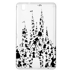 Happiest Castle On Earth Samsung Galaxy Tab Pro 8 4 Hardshell Case by SandiTyche