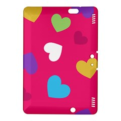 Valentine s Day Pattern Kindle Fire Hdx 8 9  Hardshell Case by allthingseveryday