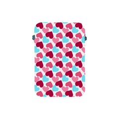 Bold Valentine Heart Apple Ipad Mini Protective Soft Cases by allthingseveryday