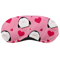 Penguin Love Pattern Sleeping Masks by allthingseveryday