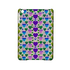 Love In Eternity Is Sweet As Candy Pop Art Ipad Mini 2 Hardshell Cases by pepitasart