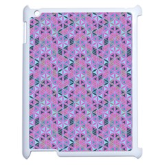 Sacred Geometry Pattern 2 Apple Ipad 2 Case (white) by Cveti