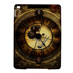 Wonderful Steampunk Desisgn, Clocks And Gears Ipad Air 2 Hardshell Cases by FantasyWorld7