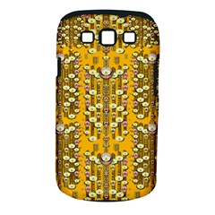 Rain Showers In The Rain Forest Of Bloom And Decorative Liana Samsung Galaxy S Iii Classic Hardshell Case (pc+silicone) by pepitasart