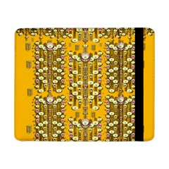 Rain Showers In The Rain Forest Of Bloom And Decorative Liana Samsung Galaxy Tab Pro 8 4  Flip Case by pepitasart