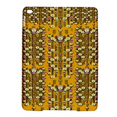 Rain Showers In The Rain Forest Of Bloom And Decorative Liana Ipad Air 2 Hardshell Cases by pepitasart