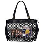 Grandma Purse - Oversize Office Handbag (2 Sides)