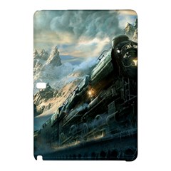 Rockies Express Samsung Galaxy Tab Pro 10 1 Hardshell Case by allthingseveryday
