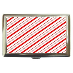 Candy Cane Stripes Cigarette Money Cases by jumpercat