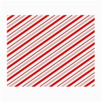 Candy Cane Stripes Small Glasses Cloth