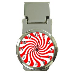 Peppermint Candy Money Clip Watches by jumpercat