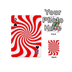 Peppermint Candy Playing Cards 54 (mini)