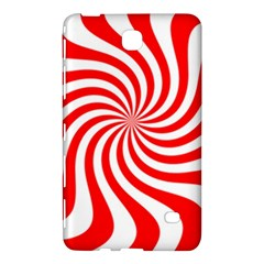 Peppermint Candy Samsung Galaxy Tab 4 (8 ) Hardshell Case  by jumpercat