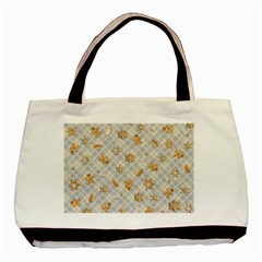 Gingerbread Light Basic Tote Bag (two Sides) by jumpercat