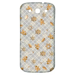 Gingerbread Light Samsung Galaxy S3 S Iii Classic Hardshell Back Case by jumpercat