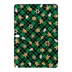 Gingerbread Green Samsung Galaxy Tab Pro 12 2 Hardshell Case by jumpercat