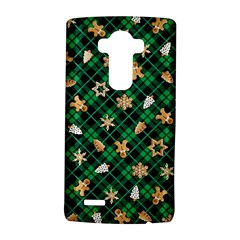 Gingerbread Green Lg G4 Hardshell Case by jumpercat