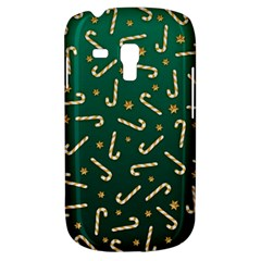 Golden Candycane Green Galaxy S3 Mini by jumpercat