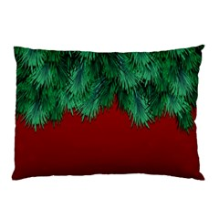 Xmas Tree Pillow Case by jumpercat